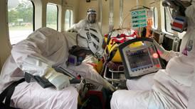 1.360 enfermos de covid-19 están internados en hospitales públicos