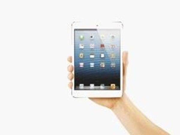 Apple dice 'sí' a las tabletas que caben en una sola mano - 1