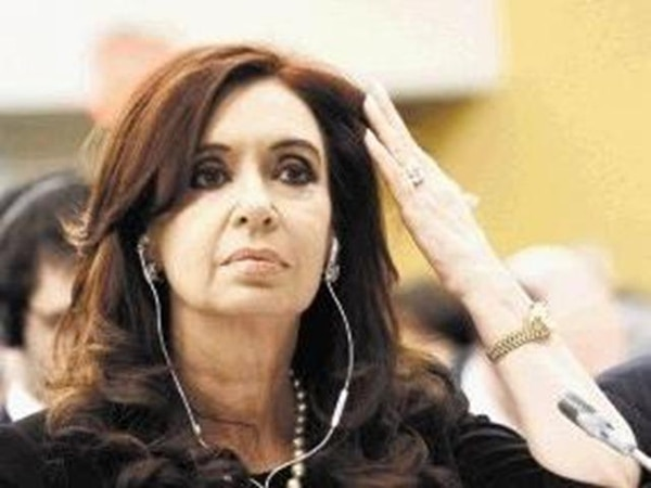 Cristina Fernández en Buenos Aires el pasado 14 de junio del 2012. | AFP..
