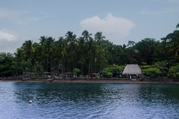 En el hotel Isla Chiquita se puede practicar kayak, stand up paddleboarding y pesca.