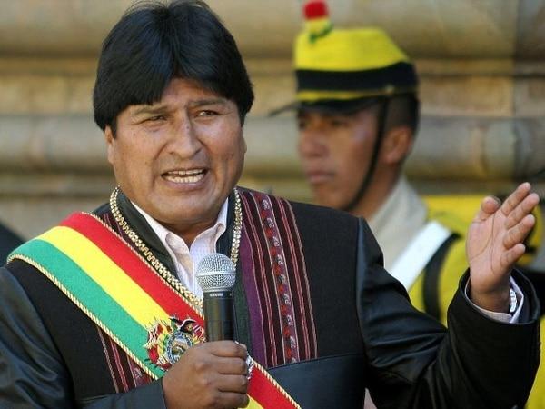 Archivo.El gobierno de Evo Morales ofreció revisar la ley de pensiones.