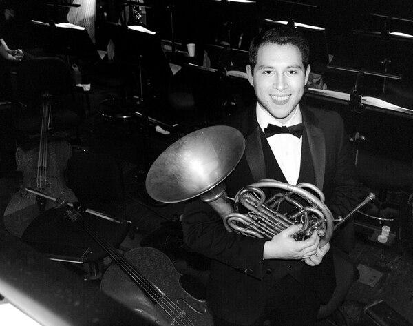 El costarricense trabaja con el Metropolitan Opera, que es uno de los tres grandes templos del mundo operístico, junto al Covent Garden y La Scala de Milán. La orquesta es considerada una de las mejores del mundo. Foto: Pedro Díaz Cosme.