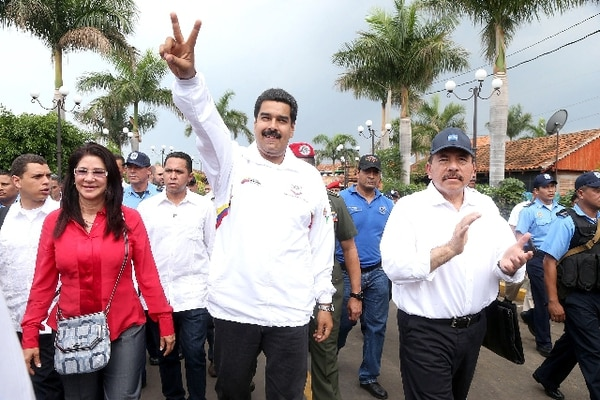 La propuesta del presidente boliviano de convocar a Unasur fue de inmediato respaldada por el mandatario venezolano Nicolás Maduro. | AFP-