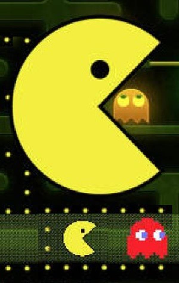 Muchos comparan al personaje principal de Pac-Man con una pizza y de hecho esta fue la idea que lo creó