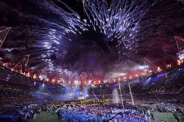 El Estadio Olímpico de Londres fue el escenario de los Juegos de la XXX Olimpiada de la Era Moderna. Hubo menos gastos de los previstos. | AFP