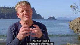 Gordon Ramsay estaría en Costa Rica para filmar serie de National Geographic y por eso visitó en Limón