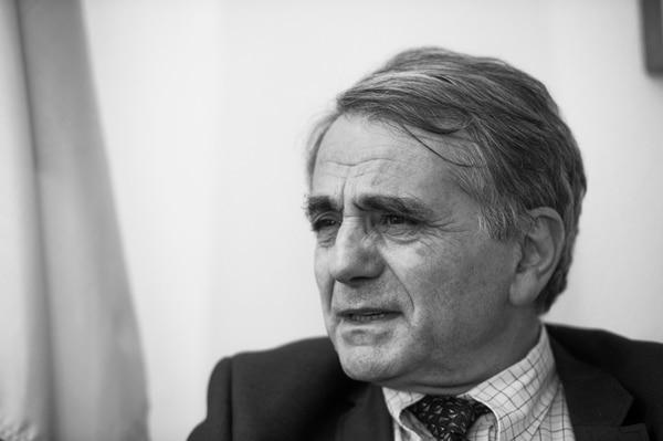 Jean Mendelson es Embajador Plenipotenciario de Cambio Climático de Francia. | RÓNALD PÉREZ