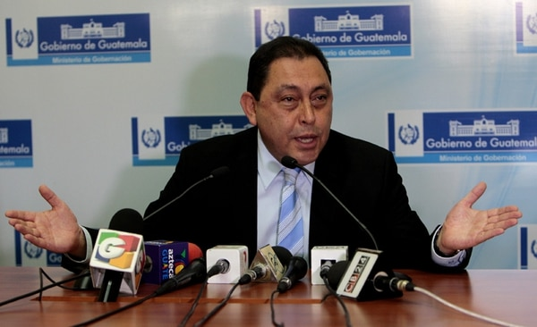 López es uno de los hombres de confianza del mandatario.   EFE