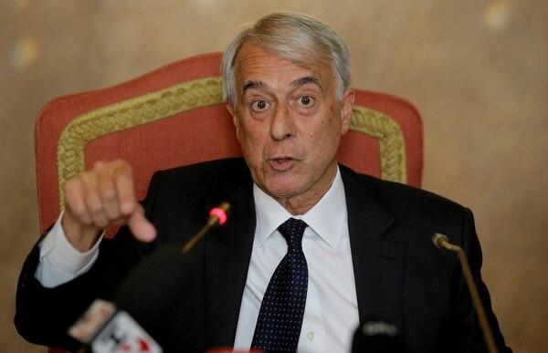 El presidente de la junta directiva de La Scala, Giuliano Pisapia