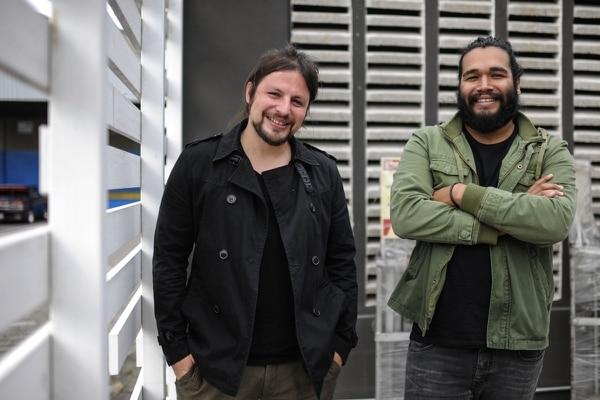 Michael Smith y Alejandro Vallejo fundaron su firma Entre Nos Atelier a finales del 2009