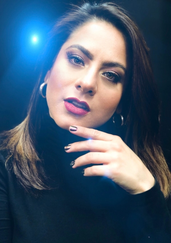 Xiomara Ramírez ganó el concurso 'Nace una Estrella' de Teletica en el 2009 junto con Yecson Carvajal. Desde ese momento comenzó de manera profesional su carrera como cantante. Foto: Cortesía Xiomara Ramírez.