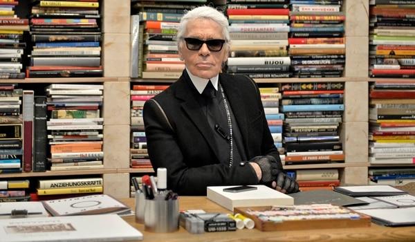 Karl Lagerfeld falleció el 19 de febrero a los 85 años. Estuvo al frente de la casa Chanel durante más de 30 años. Foto: AP