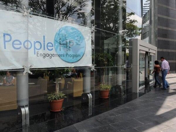 HP tiene en Costa Rica una fuerza laboral de poco más de 7.000 empleados. | ARCHIVO