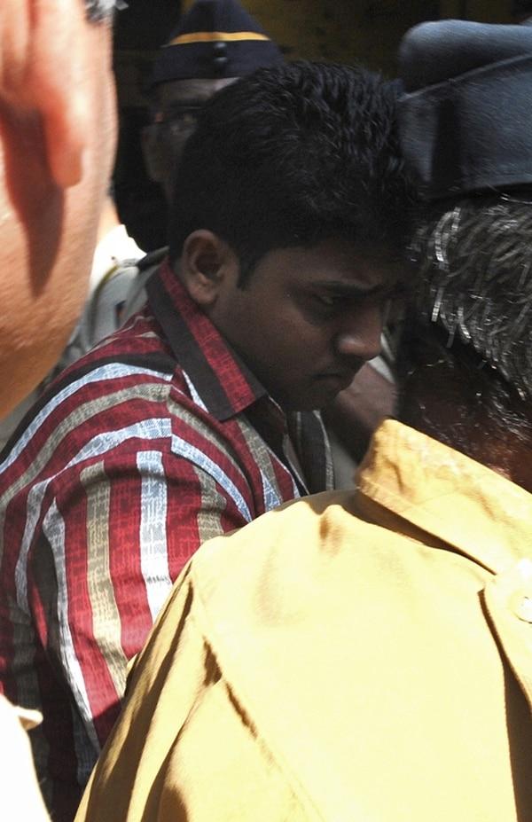 Siraj Rehmat Khan, juzgado por violación. Una corte de Bombay dictó ayer las primeras penas de muerte por violaciones en India. | AFP