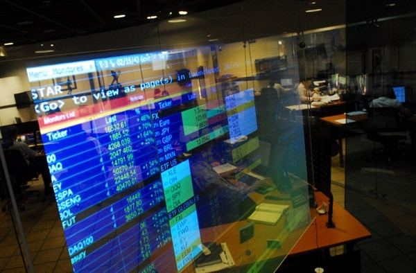 Costa Rica inició, este martes 12 de noviembre, la colocación de eurobonos por $1.500 millones. Foto: Mario Rojas.