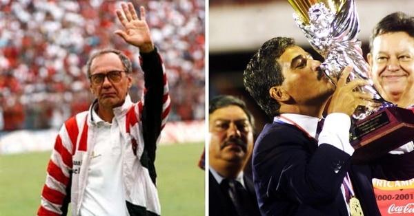 Valdeir Badú Vieira y Jorge Luis Pinto dejaron su huella en la Liga. Fotografías: Archivo LN