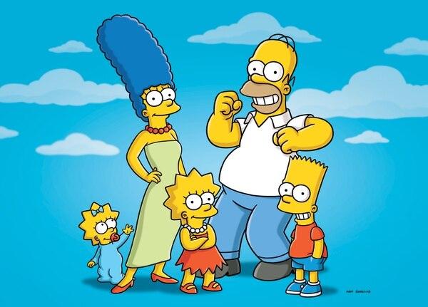 Canal Fox transmite a diario los episodios de Los Simpson