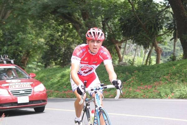 Román Villalobos fue el último campeón de la prueba. | ARCHIVO