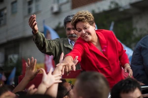 Dilma Rousseff asumió el poder en 2011, en sustitución de Luiz Inácio Lula da Silva