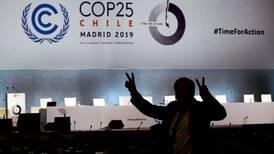 ¿Se convirtió la COP25 en una 'feria' climática?