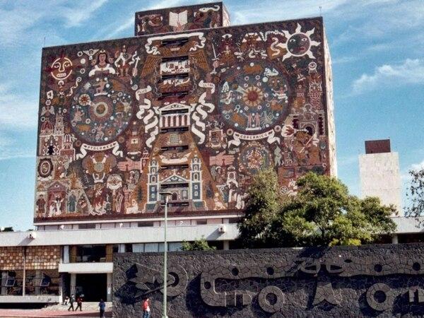 En 2012, el 38% de los desempleados en México tienen estudios secundarios y universitarios. En la foto, imagen de la Universidad Autónoma de México (UNAM), uno de los principales y más reconocidos centros de formación profesional de ese país. | ARCHIVO
