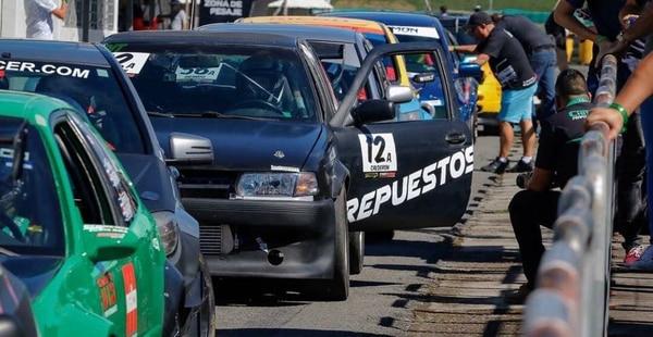 Street Racing League, Parque Viva.