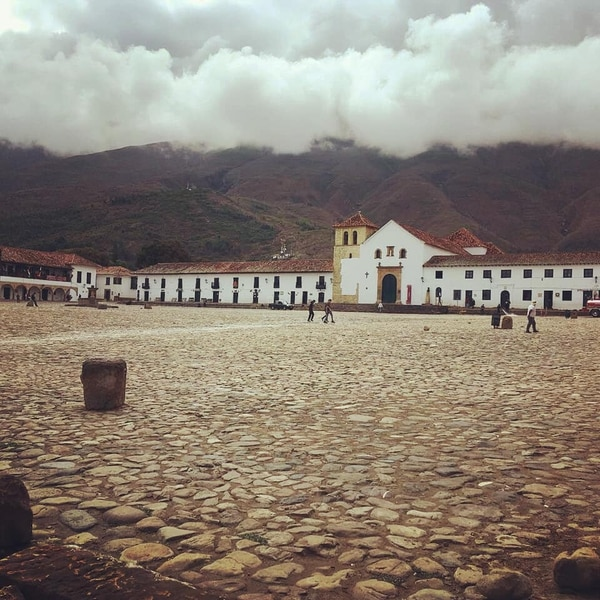 Villa de Leyva, Colombia. Fotografía: Diana Villalobos Fontana