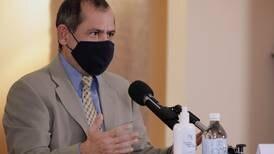 Ministro de Comunicación recibió a investigado narco a petición de diputado Cascante