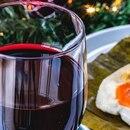 El vino correcto marida bien con los tamales.