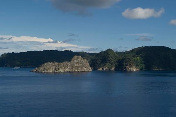 La Isla del Coco fue descubierta en 1526 y su superficie es de 2.400 hectáreas. Alonso Tenorio