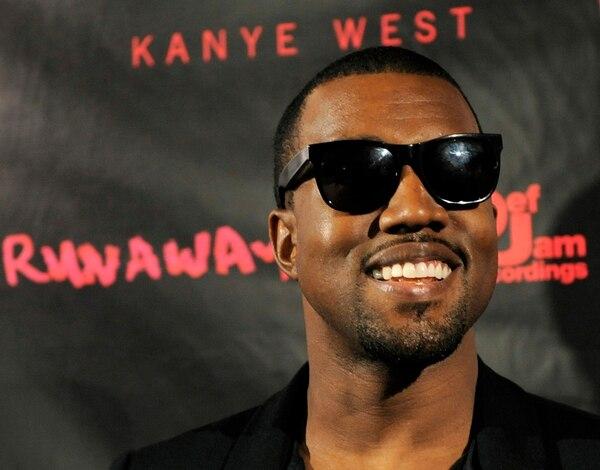 Prolífico y exitoso. Los siete discos de estudio de Kanye West han sido aclamados por la crítica por mantenerse a la vanguardia del hip-hop . AP