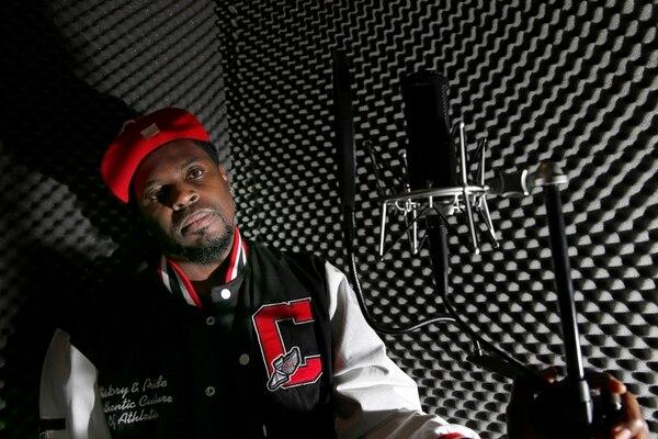 Banton viajará a Panamá y Jamaica para grabar sus discos. Foto: Mayela López