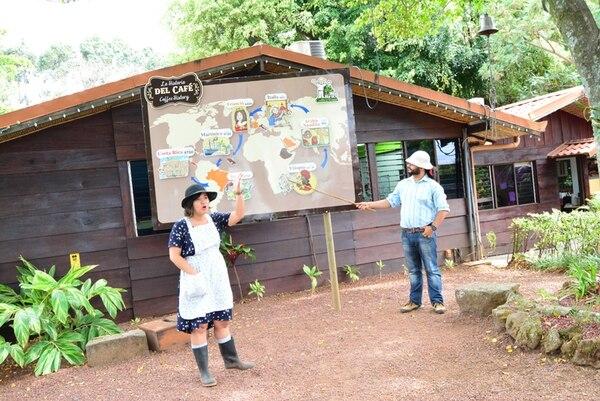 Britt Coffee Tour es de las actividades que ha logrado mantener su Certificación de Sostenibilidad Turística en la categoría tour-operadoras. Hay cinco divisiones más. | CORTESÍA DE BRITT