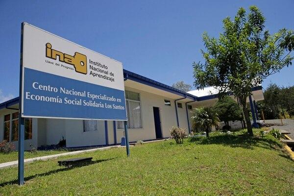 La sede del INA se ubica en San Pablo de León Cortés. | ALBERT MARÍN
