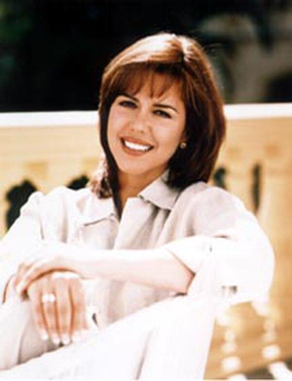 María Celeste Arrarás ha publicado un libro sobre el asesinato de la cantante Selena Quintanilla