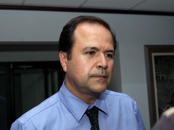 Hugo Navas aspira a ser diputado por San José con el PASE. | ARCHIVO