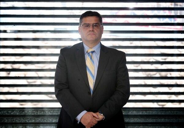 Conrado Gómez Vélez es especialista de la Organización Internacional de Seguridad Social (OISS). JOHN DURÁN
