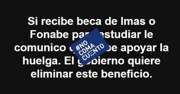 #NoComaCuento