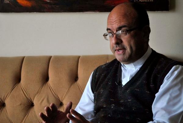 Mauricio Víquez Lizano salió del país el pasado 7 de enero. Foto: Archivo.