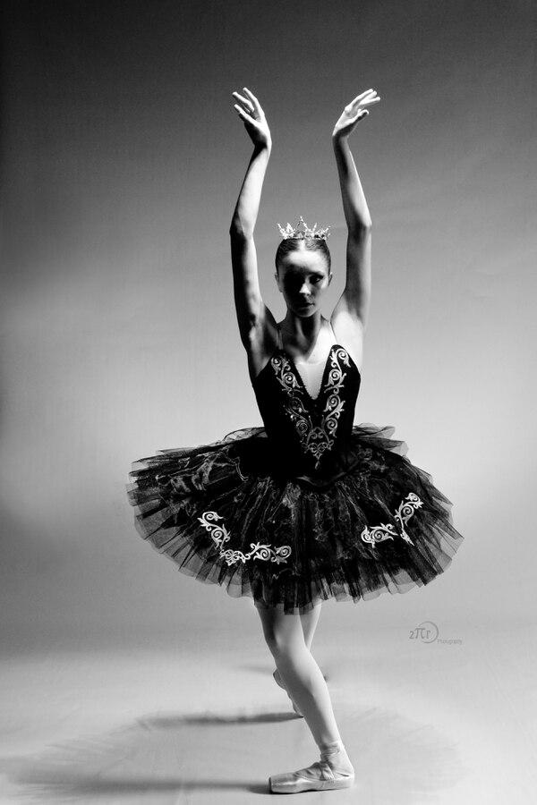 Victoria Arrea será la protagonista del espectáculo 'El lago de los cisnes'. Fotografía: Compañia Ballet Nacional de Costa Rica