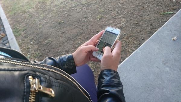 Los estudios abogan por limitar las redes sociales a un máximo de dos horas por día para adolescentes. Foto: Marcelo Poltronieri