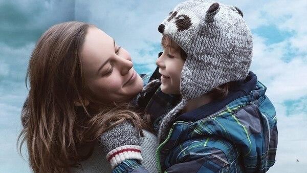 En un cuartucho. Brie Larson y Jacob Tremblay se lucen en tremenda película de amor materno y encierros. ROMALY PARA LN