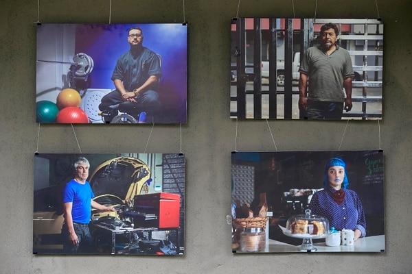 09/04/2018 CENAC, San José. Exposiciones de fotografía, en el Centro Nacional de la Cultura (CENAC), como parte del Festival Internacional de las Artes (FIA). Foto: Rafael Pacheco