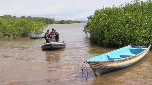 Intento de asalto a pescadores en Islita, Puntarenas.