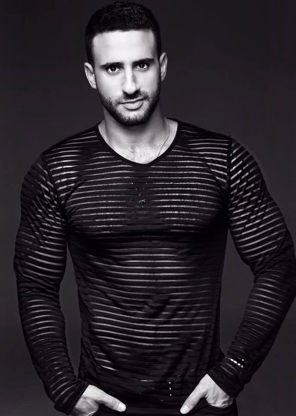 Eliad Cohen es actor, modelo, productor y empresario. Fotografía: Facebook de Eliad Cohen.