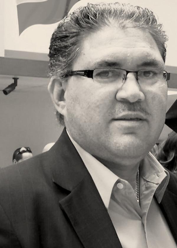 German Mora, gerente de Desarrollo Local de la CGR.