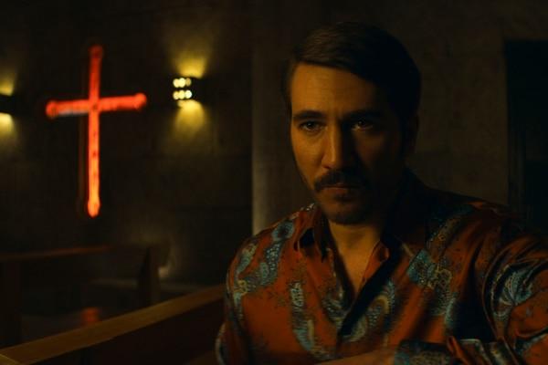 El actor argentino Alberto Ammann se ha encargado de dar vida al colombiano Pacho Herrera tanto en 'Narcos' como en su serie hermana, 'Narcos: México'. Fotografía: Netflix para La Nación