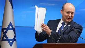 Nuevo primer ministro de Israel sufre su primer revés en el Parlamento