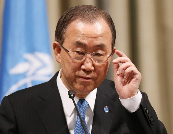 El Secretario General de la ONU, Ban Ki-moon, propuso al Consejo de Seguridad aumentar en 5.500 el número de efectivos en Sudán del Sur, país al borde de una guerra civil.