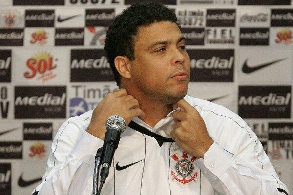 Ronaldo pesaba hace tres meses 118 kilogramos. Hoy su peso es de 101 kg. | ARCHIVO